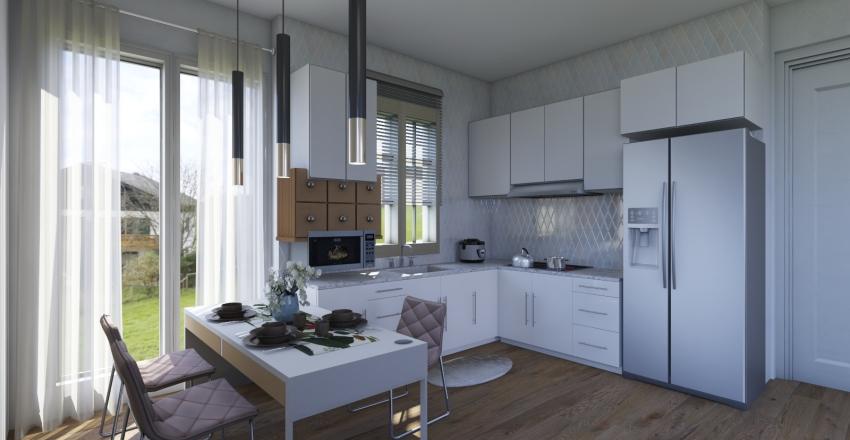 KITHEN Interior Design Render