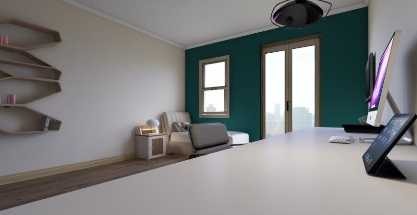 SANTATERESA DEFINITIVA Interior Design Render