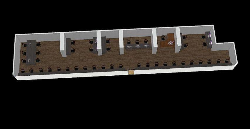 DS Floor  Interior Design Render