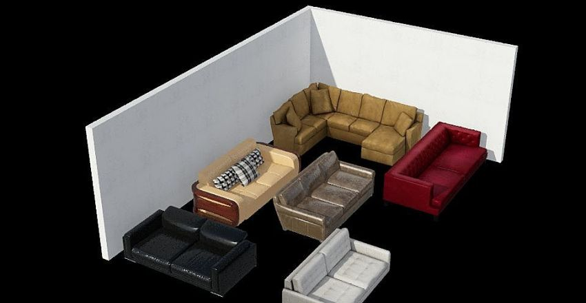 presence  Interior Design Render