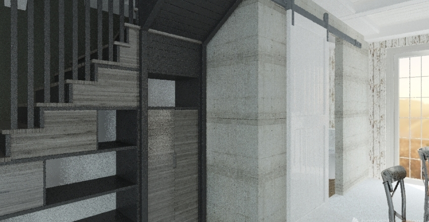 Barn 08142019 Interior Design Render