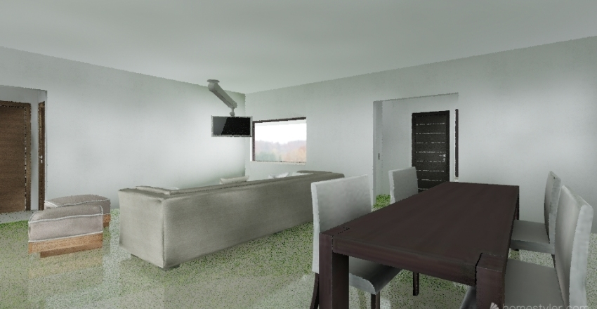 diseño casa Interior Design Render