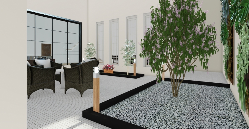 5002 Interior Design Render
