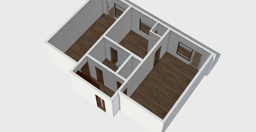 č.256 Interior Design Render