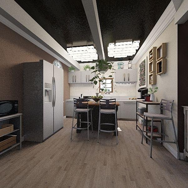 new 50'x20' Interior Design Render