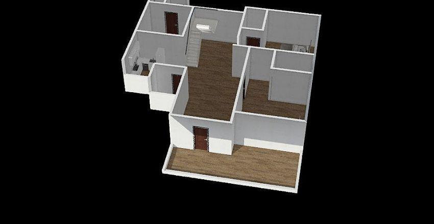 priyesh ettan home Interior Design Render