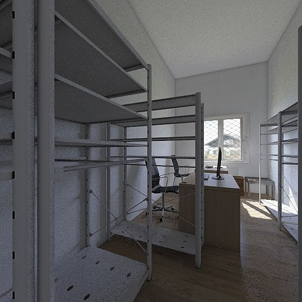office_new_moscow Interior Design Render