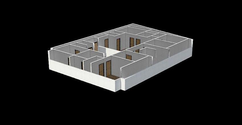 Waseem 2019 first floor back Interior Design Render
