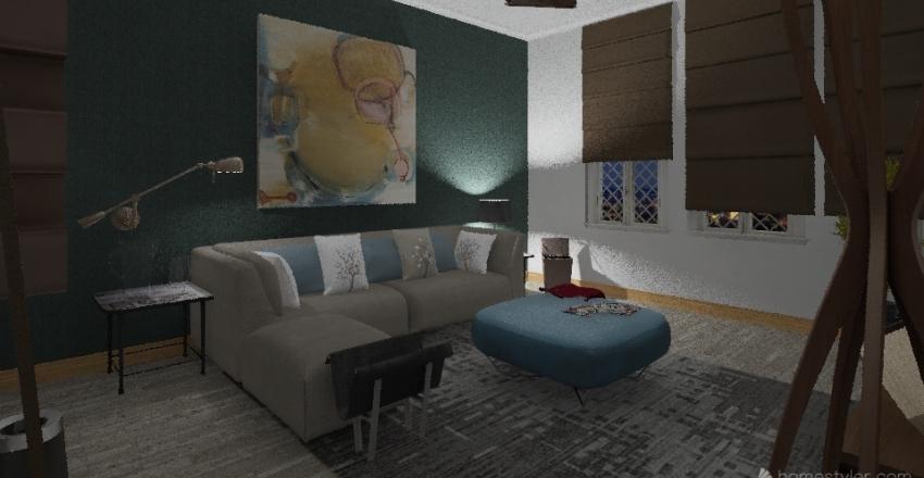 PRUEBA Interior Design Render