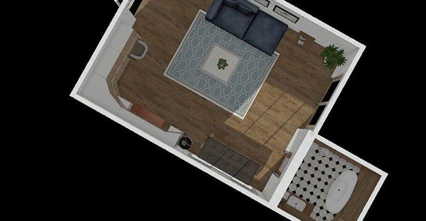 opel Interior Design Render