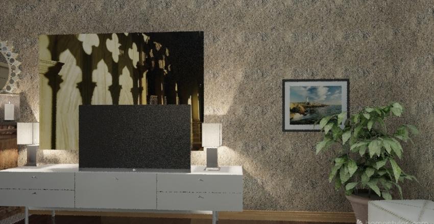 Rental 1 Interior Design Render
