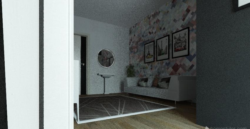roll Interior Design Render