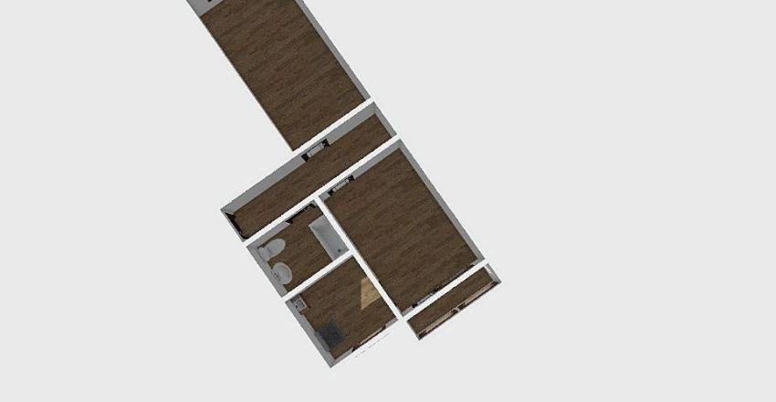 2-комн_0294 Interior Design Render