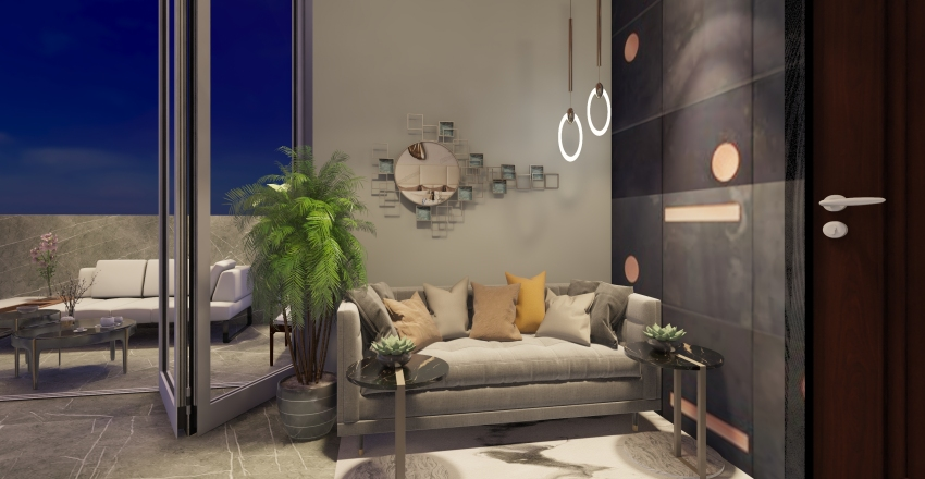 Risto Interior Design Render