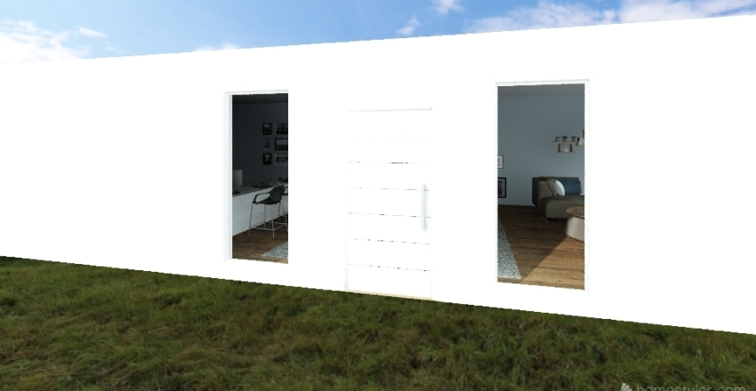 Marlee+Tayhouse Interior Design Render