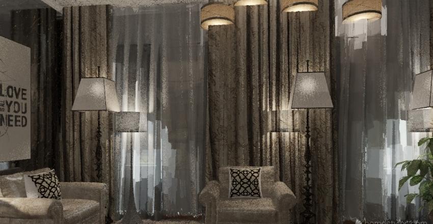 The Impossible Elephant Interior Design Render