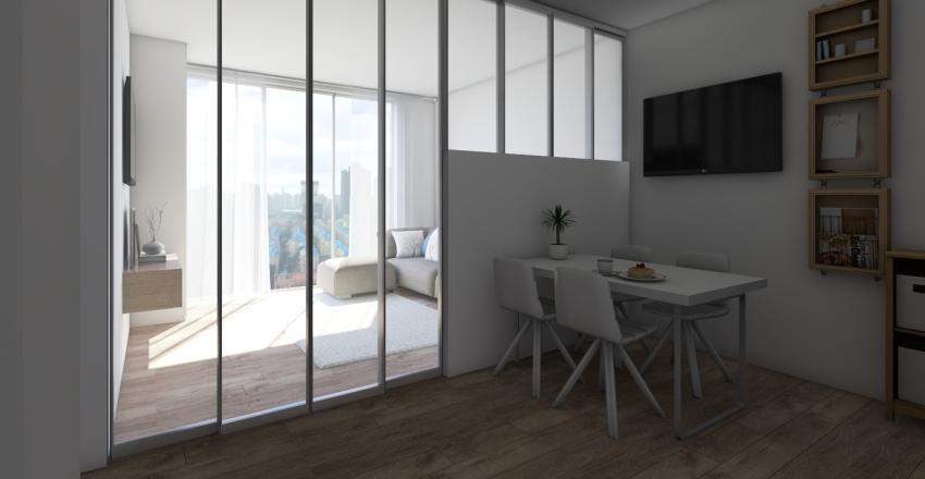 our home план b Interior Design Render