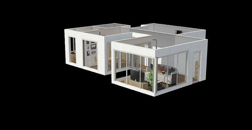 minihouse069 Interior Design Render