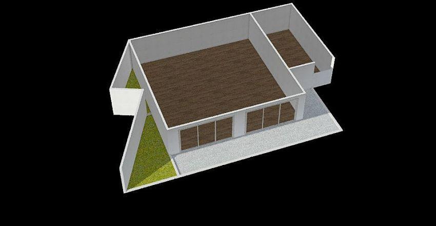 獅潭設計2 Interior Design Render