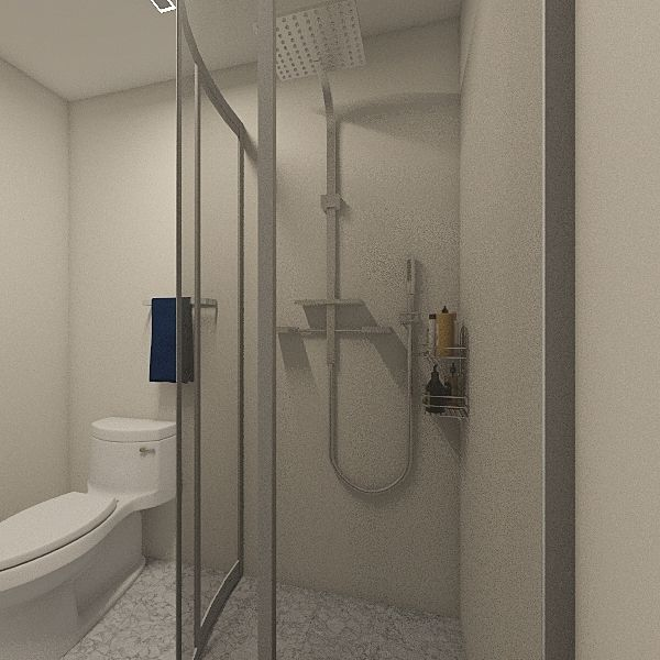 22 sqm III Interior Design Render