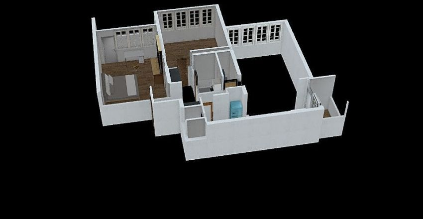 zapruđe 17082019 ODVOJENI  wc Interior Design Render