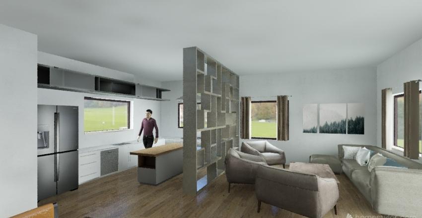 GVB 2 Interior Design Render