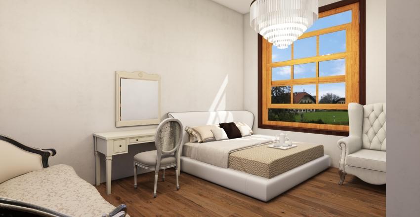 涼庭屋 Interior Design Render