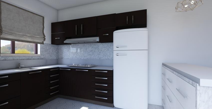 kitchen batangas Interior Design Render