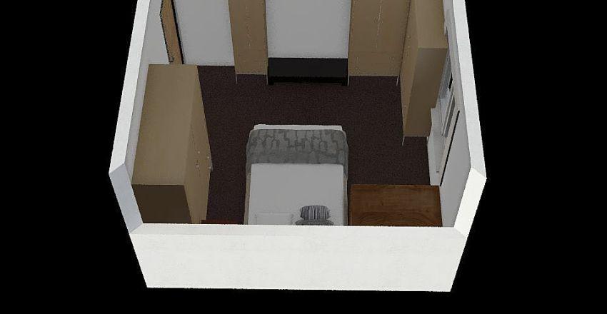 未來房間 Interior Design Render