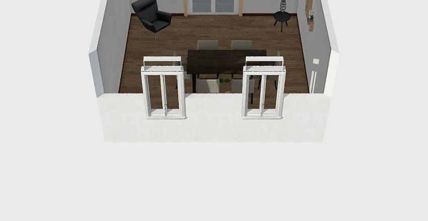 celine Interior Design Render