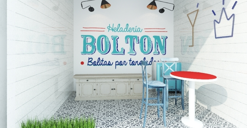bolton Interior Design Render