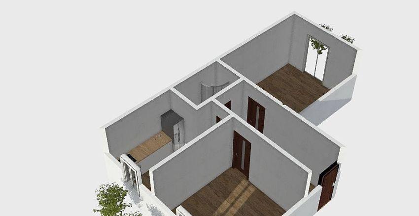 Kosciuszki Interior Design Render