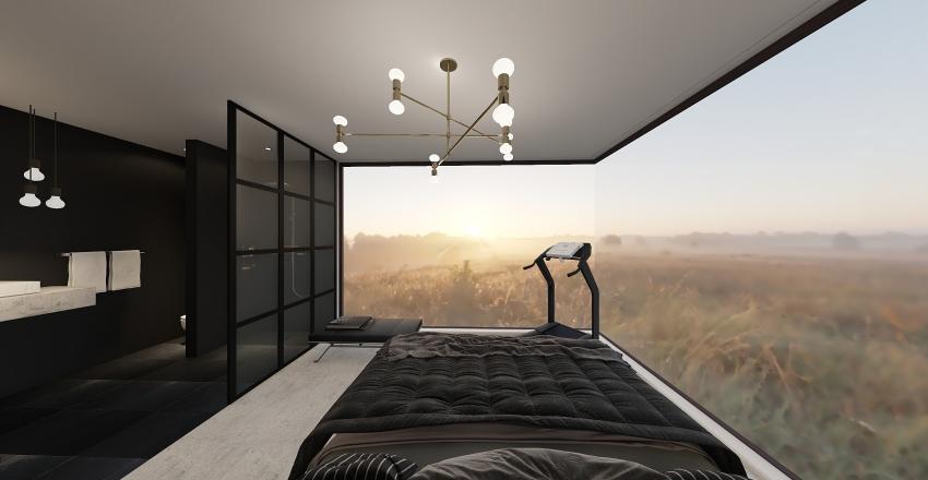 Soho loft  21  Interior Design Render
