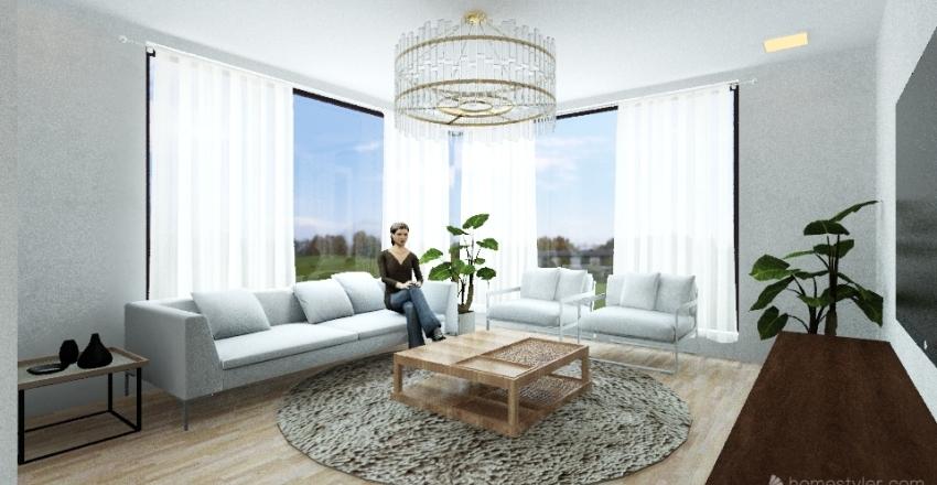 Majam house Interior Design Render