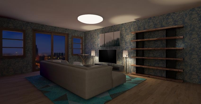 homepro one Interior Design Render