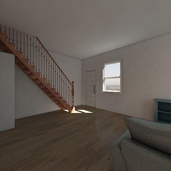 casetta dei nostri sogni amorosi Interior Design Render