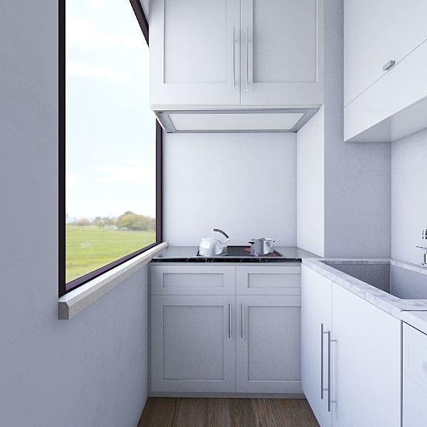 Greenish Court V2 Interior Design Render