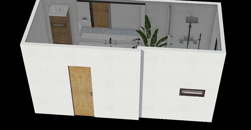BAÑO PAPAS Interior Design Render