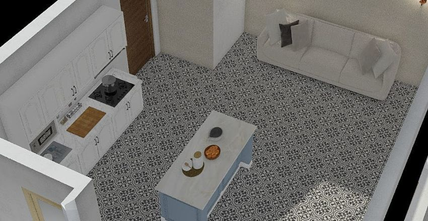 Template2 Interior Design Render