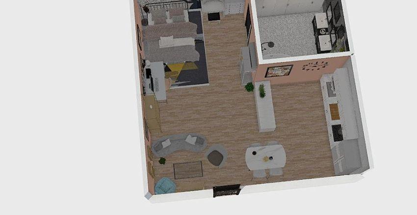 NichakarnP Interior Design Render