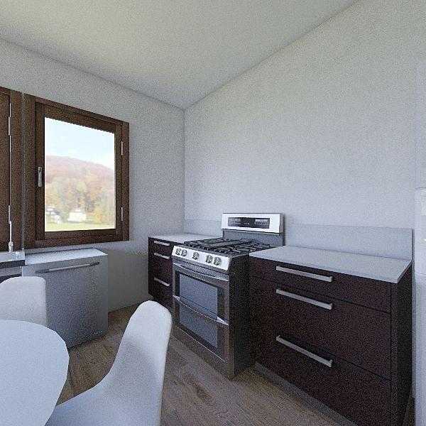Ferihegyi 246 Interior Design Render