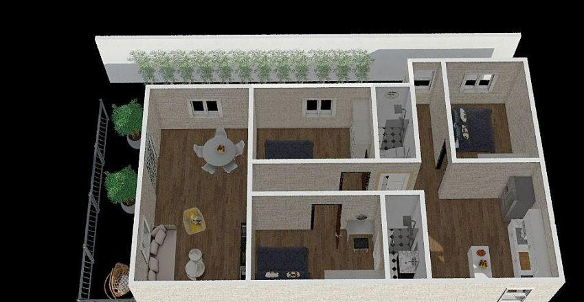 19/08 Interior Design Render