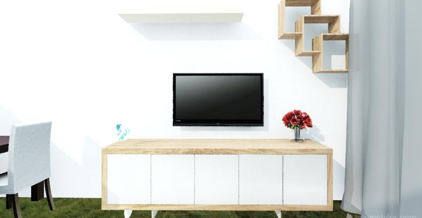 CASA FRACAS Interior Design Render