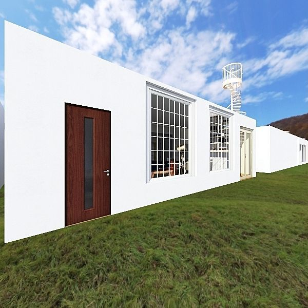draft1 Interior Design Render