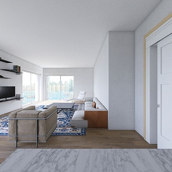 Giusti last Interior Design Render