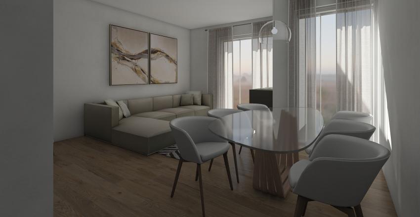 REBEGGIANI Interior Design Render