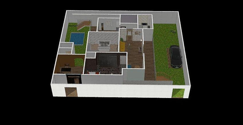 gded Interior Design Render