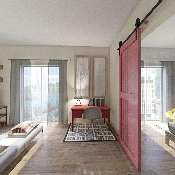 Beasain Interior Design Render