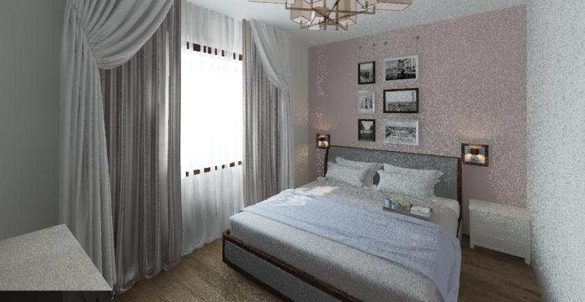 пр Interior Design Render