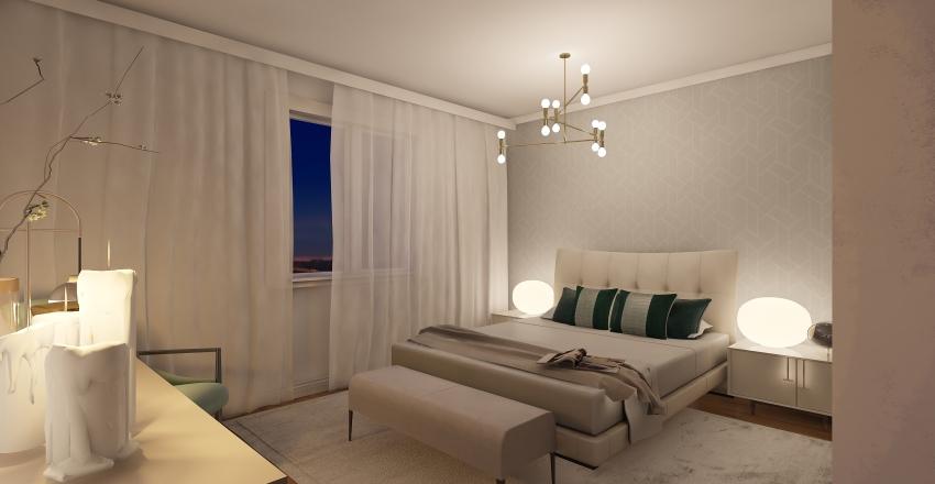 Apart CF Interior Design Render